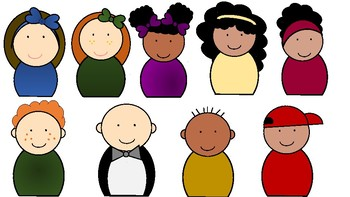 Simple People Clipart