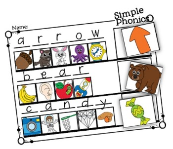 Simply Decoding Phonics (ELA)