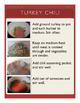 Simple Picture Recipe Turkey Chili