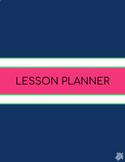 Simple Planner for Teachers