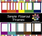 Simple Polaroid Frames