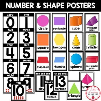 Simple Posters Classroom Decor BUNDLE
