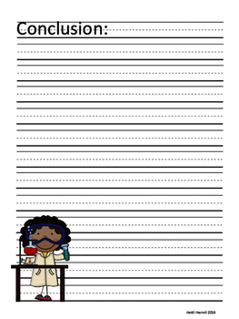 Simple Primary Lab Report
