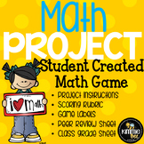Math Create Your Own Game Project