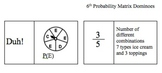 Simple Probability Activity