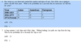 Simple Probability ExamView Question Bank