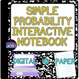 Simple Probability - Interactive Notebook