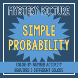 Simple Probability Mystery Picture