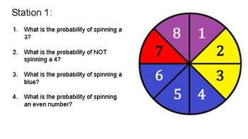 Simple Probability Stations