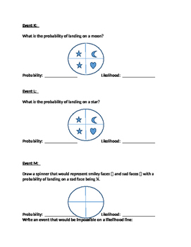 Simple Probability Review!