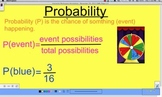 Simple Probability Video Tutorial