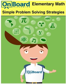 Simple Problem Solving Strategies-Interactive Lesson