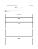Simple Problem and Solution Organizer: Events, Setting, Ch