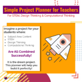 Simple Project Planner