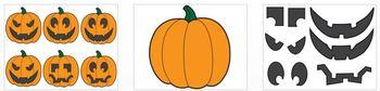 Simple Pumpkin Paper Craft