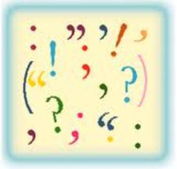 Simple Punctuation Quiz
