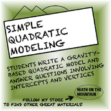Simple Quadratic Modeling