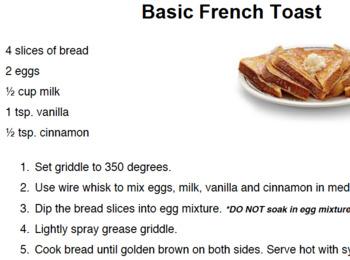 Simple Quick Bread Recipes