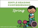 Simple Reading Comprehension