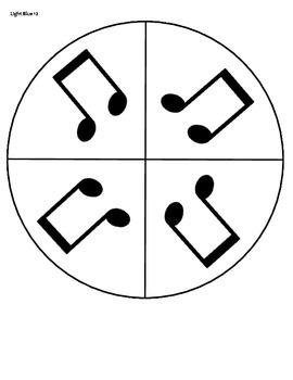 Simple Rhythm Pizzas