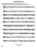Simple Rhythms WS1