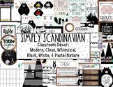 Simple Scandinavian Classroom Decor: Modern, Clean, Whimsical...