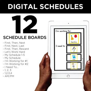Simple Schedule Boards