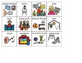 Simple School Bingo Boards