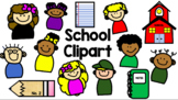 Simple School Clipart