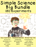 Simple Science Big Bundle: 180 Experiments