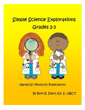 Simple Science Explorations Gr. 2-3