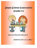 Simple Science Explorations Grades K-2