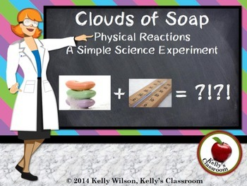 Science Experiment: Clouds of Soap