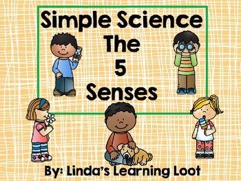 Simple Science: The 5 Senses