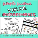 Simple Science VISUAL Experiments