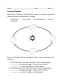 Simple Seasons Worksheet
