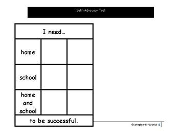 Simple Self-Assessment Tool