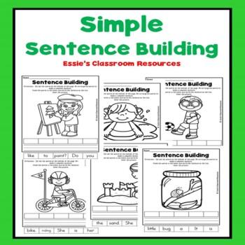 Simple Sentence Building