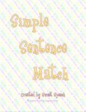 Simple Sentence Match