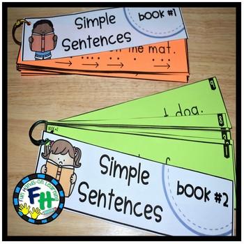 Simple Sentence Books