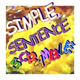 Simple Sentence Scramble Activity