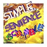 Simple Sentence Scramble Activity