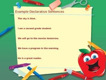 Simple Sentences