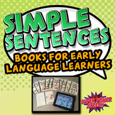Simple Sentences- Books for Early Language Learners