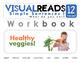 Simple Sentences I. 12 You eat (vegetables). Reading Book+Workbook+Flashcards