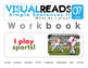 Simple Sentences II. 07 I play (sports). Reading Book+Workbook+Flashcards