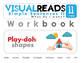 Simple Sentences II. 11 I make (shapes). Reading Book+Workbook+Flashcards