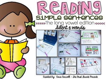 Simple Sentences - Silent E
