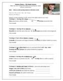 Simple Sentences and Sentence Fluency