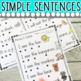 Simple Predictable Sentences for Beginning Readers (15 Pra